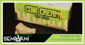 Coni Cream Hemp Farm Italia