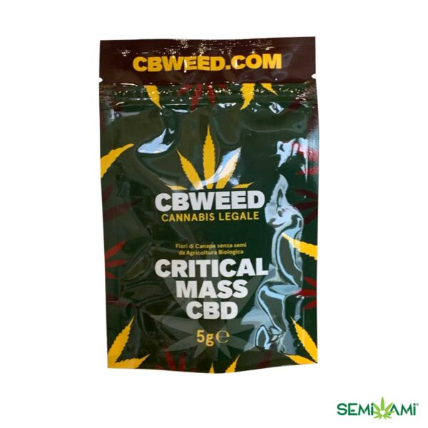 Critical Mass CBweed
