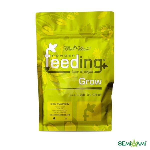 Grow Green House Feeding